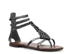 ea5da021e08593 Sam Edelman Ginger Metallic Gladiator Sandal - Got these too and so comfy  and LOVE the