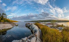 The Lake Ladoga by Viсtor Dubinkin on 500px