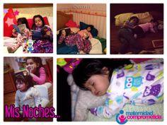 #Maternidad Comprometida Día 23 Mis Noches