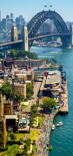 Sydney, New South Wales, Australia - LOVE LOVE LOVE this neighborhood, The Rocks