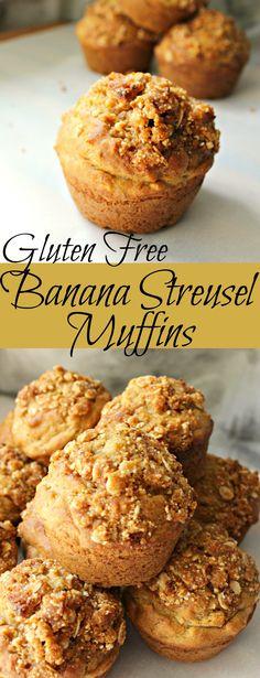 Banana Streusel Muffins Pin