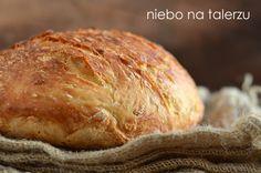 łatwy chleb bezzagniatania Bread, Food, Brot, Essen, Baking, Meals, Breads, Buns, Yemek