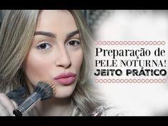 Preparação de pele noturna para iniciantes por Mariana Saad - YouTube