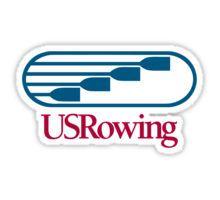US Rowing Sticker