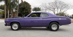 '71 Plymouth Duster