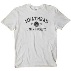 Meathead University T-shirt. University, Gym, Mens Tops, T Shirt, Supreme T Shirt, Tee Shirt, Excercise, Community College, Tee