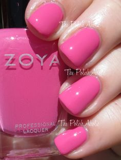 Rooney...Zoya Summer 2014 Tickled Collection Swatches