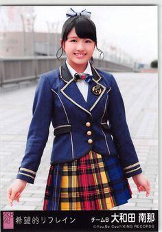 選抜 (希望的リフライン) 劇場盤 チムーB ー 大和田南那 (Owada Nana/Naanya)