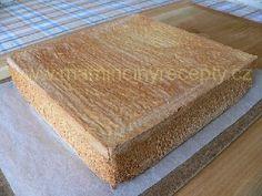Ořechový korpus s krupicí Butcher Block Cutting Board, Food Hacks, Food And Drink, Sweet, Candy
