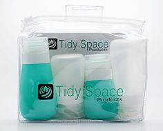 I can squeeze out just what I need! I love them. http://www.amazon.com/Travel-Size-Bottles-Condiment-Accessories/dp/B00OR7BBN2/ref=sr_1_71?s=beauty&ie=UTF8&qid=1415980979&sr=1-71&keywords=3oz+travel+bottles