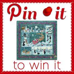 Pin it to win it
