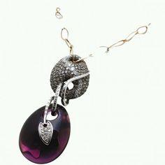 Necklace by Talento Vipera