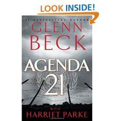 Agenda 21: Glenn Beck, Harriet Parke: 9781476716695: Amazon.com: Books