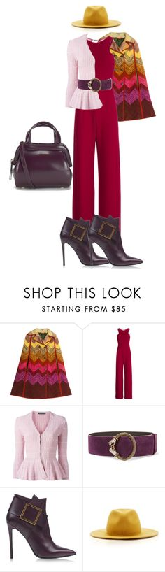 """post #209"" by u-929 ❤ liked on Polyvore featuring Missoni, Halston Heritage, Alexander McQueen, Lanvin, Gianmarco Lorenzi and Lulu Guinness"