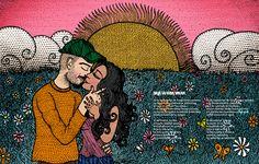 Pableras García, ilustraciones