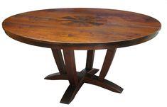 round table ideas modern legs - Google Search