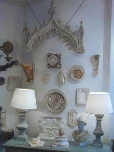 Wall of plaster http://www.appleyhoare.com