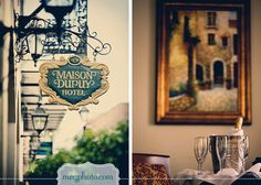 Maison Dupuy Hotel - Here's the hotel we'll be married in!!