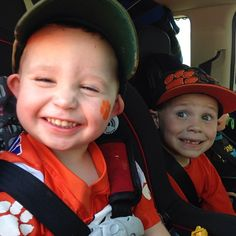 Little tiger fans 2014