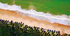 Farbe - Beach Abstracts II - Fineart Acrylglas - ein Designerstück von T-ARTLounge bei DaWanda