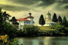 Cernica Monastery, Bucharest, Romania