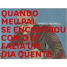 Excelente livro do quadrinista, Lourenço Mutarelli.