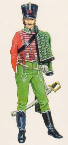 Húsares de San Andrés 1808