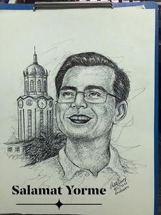 Francisco Moreno Domagoso, known professionally as Isko Moreno and colloquially as Yorme Isko, is a Filipino politician and former actor who currently serves as the Mayor of Manila since Sketch Pen Drawing, Celebrity Drawings, Ink Pen Drawings, Manila, Filipino, Sketches, Portraits, Celebrities, Artwork