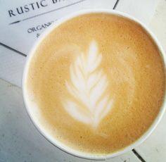 Good Morning  #fall #Latte #Stumptown #RusticBakery #aluckylife #marincountrymart