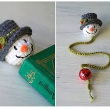Image result for amigurumi bookmarks