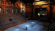 Teatro Farnese. Parma