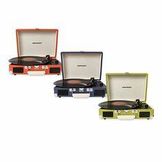 Crosley Radio Cruiser Portable Turntable - BedBathandBeyond.com