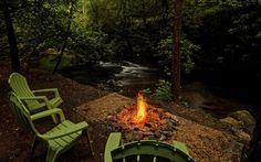 River Romance - Sliding Rock Cabins®Sliding Rock Cabins®