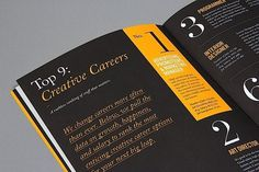 Editorial Design Inspiration: 99U Quarterly Mag No.4 in Layout & editorial