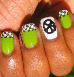 88 Best Soccer Nails Images On Pinterest Football Nails Soccer