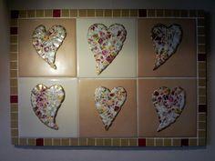 Mosaics by Helen Disley