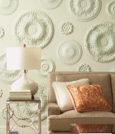 Ceiling Rosettes