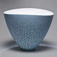 Sasha Wardell 'Shoal Bowls', bone china