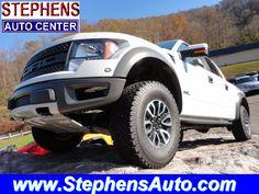 1FTFW1R68CFC74022 - 2012 Ford F-150 Raptor -$58425 - 866-270-1896