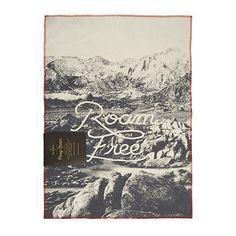 Pony Rider - Roam Free Tea Towel // ANTLER and MOSS
