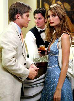 Mischa Barton as Marissa Cooper in The O.C.