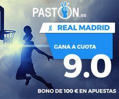 el forero jrvm y todos los bonos de deportes: Paston Megacuota Liga Endesa: Real Madrid vs Barce...