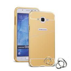 Samsung Galaxy E7 Aynalı Metal Kapak Kılıf Gold -  - Price : TL25.90. Buy now at http://www.teleplus.com.tr/index.php/samsung-galaxy-e5-aynali-metal-kapak-kilif-gold.html