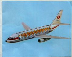 Boeing's new 737 Convertible of the Sky. Don't be fooled Ladies and Gentlemen, this is NOT a cutaway illustration.