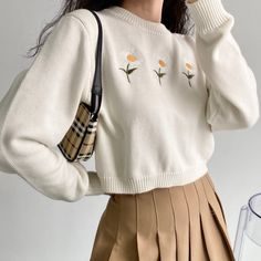 Teen Fashion Outfits, Mode Outfits, Girl Outfits, Aesthetic Fashion, Aesthetic Clothes, Aesthetic Outfit, White Aesthetic, Cute Casual Outfits, Pretty Outfits