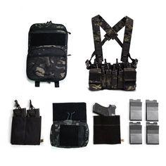 D3CRX Ultimate Pack Multi-Cam Black