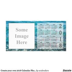 Create Your Own  Calendar Photo Card  Createyourown Cyo
