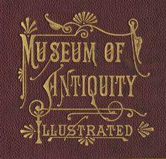 likeapigonheat:  (via Museum of Antiquity | Sheaff: ephemera)
