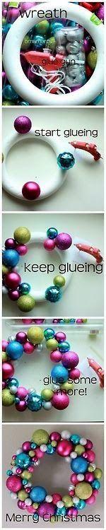 BeyazBegonvil I Kendin Yap I Alışveriş IHobi I Dekorasyon I Kozmetik I Moda blogu: Yeni Yıl İçin Kendin Yap Fikirleri