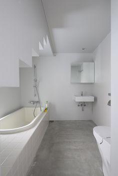 simplicity love: House in Tomigusuku, Japan | Rhythmdesign
